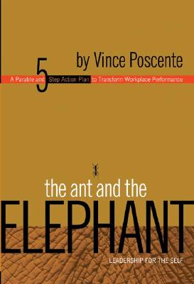 The Ant And The Elephant By Poscente, Vince